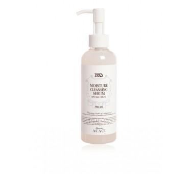 Увлажняющая сыворотка для очищения кожи и снятия макияжа